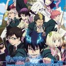 DVD ANIME BLUE EXORCIST The Movie Ao no Exorcist Region All Free Shipping