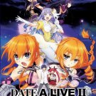 DVD ANIME DATE A LIVE II Vol.1-10End + OVA Region All Free Shipping English Sub