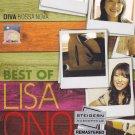 LISA ONO Best of Brazil Bossa Nova Japan Diva Audiophile 2CD Malaysia Edition