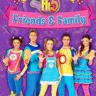 DVD Hi-5 Friends And Family 5 Episodes Australia Series Season 13 Region All