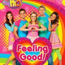 DVD Hi-5 Feeling Good! 5 Episodes Australia Series Season 13 Region All