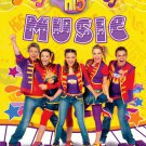 DVD Hi-5 Music 5 Episodes Australia Series Season 13 Region All