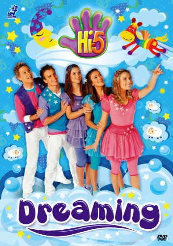 DVD Hi-5 Dreaming 5 Episodes Australia Series Season 13 Region All