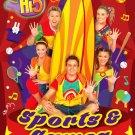 DVD Hi-5 Sports And Games 5 Episodes Australia Series Season 13 Region All