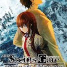 DVD ANIME STEINS GATE Movie Fuka Ryoiki no Deja Vu + OVA Oko Bakko no Poriomania