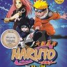 DVD ANIME NARUTO Season 2-3 Vol.53-104 Box Set 52 Episodes Region All Free Ship