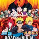 DVD ANIME NARUTO SHIPPUDEN Movie 9 Road To Ninja English Sub Region All Free Shipping