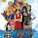 DVD ANIME ONE PIECE Vol.251-300 Box Set Wan Pisu Pirate King English Sub