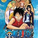 DVD ANIME ONE PIECE Vol.201-250 Box Set Wan Pisu Pirate King English Sub