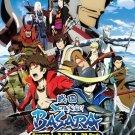 DVD ANIME SENGOKU BASARA Season 1-3 Vol.1-38End + Movie English Sub Region All