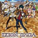 DVD ANIME Ixion Saga Dimensional Transfer Vol.1-25End English Sub Region All