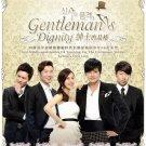 KOREA DRAMA DVD 紳士的品格 GENTLEMAN'S DIGNITY 張東健 Jang Dong-gun Kim Ha-neul Eng Sub