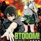 DVD BTOOOM! Complete TV Series Vol.1-12End Japanese Anime English Sub Region All