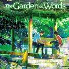 DVD ANIME MOVIE THE GARDEN OF WORDS Kotonoha no Niwa English Audio Region All