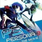 DVD ANIME PERSONA 3 The Movie Spring of Birth Region All English Sub