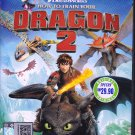 DVD ANIME HOW TO TRAIN YOUR DRAGON 2 Asia Release