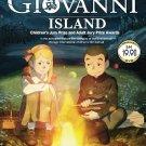 DVD JAPANESE ANIME MOVIE GIOVANNI'S ISLAND Giovanni no Shima English Sub