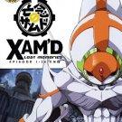 DVD ANIME Xam'd Lost Memories Vol.1-26End Bounen no Xamdou English Audio
