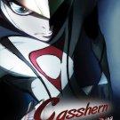 DVD JAPANESE ANIME CASSHERN SINS Vol.1-24End English Sub Region All Free Ship