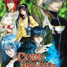 DVD JAPANESE ANIME CODE : BREAKER Vol.1-13End English Sub Region All Free Ship