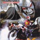 DVD Masked Rider X Five Warrior VS Dark King The Movie English Sub Region All