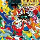 DVD ANIME Digimon Xros Wars Season 1 Vol.1-30End Digimon Fusion English Sub