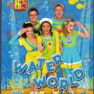 DVD Hi-5 Water World 5 Episodes Australia Series Season 13 Region All