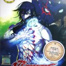 DVD JAPANESE ANIME BLASSREITER Vol.1-24End English Audio Region All Free Ship