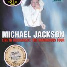 MICHAEL JACKSON Live In Bucharest The Dangerous Tour DVD NEW NTSC Region All