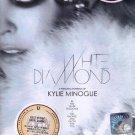 KYLIE MINOGUE White Diamond Personal Potrait DVD NEW NTSC Region All Free Ship