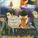 DVD ANIME Rainbow Nisha Rokubou No Shichinin Vol.1-26End English Sub Region All