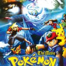 DVD ANIME POKEMON Movie 9 Pokemon Ranger And The Temple of The Sea English Audio