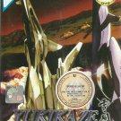 DVD JAPANESE ANIME Sentou Yousei Yukikaze Vol.1-5End OVA English Audio Region 0