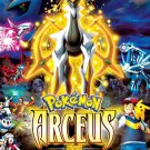 DVD ANIME POKEMON Diamond And Pearl Movie 12 Arceus And The Jewel of Life