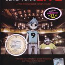GORILLAZ DEMON DAYS Live At The Manchester Opera House DVD NEW PAL Region All