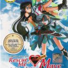 DVD ANIME Fighting Fairy Girl Rescue Me Mave-Chan English Audio Region All