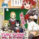 DVD JAPANESE ANIME YUKI YUNA IS A HERO English Sub Region All Free Shipping