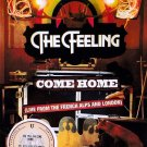 THE FEELING Come Home Live From French Alps London DVD NEW NTSC Region All