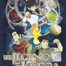 DVD ANIME THE LEGEND OF KORRA Book 1-4 Vol.1-52End Season 1-4 English Audio