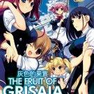 DVD JAPANESE ANIME The Fruit of Grisaia Vol.1-13End Grisaia no Kajitsu Eng Sub