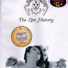 LACRIMOSA German Band The Live History DVD NEW PAL Region All Free Shipping