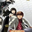 DVD JAPANESE ANIME Linebarrels of Iron Ova Collection English Audio Region All