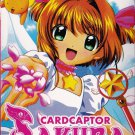 DVD JAPANESE ANIME CARDCAPTOR SAKURA The Movie 1 + 2 The Sealed Card English Sub
