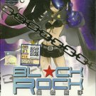 DVD JAPANESE ANIME BLACK ROCK SHOOTER Vol.1-8End + Movie English Sub Region All
