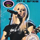 AVRIL LAVIGNE Bonez Tour 2005 Live At Budokan Japan DVD NEW NTSC Region 2 RARE