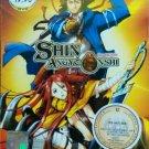 DVD ANIME Shin Angyo Onshi Movie Blade of The Phantom Master English Audio