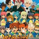 DVD ANIME INAZUMA ELEVEN Movie Chou Jigen Dream Match English Sub Region All