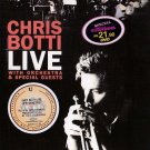 CHRIS BOTTI Live With Orchestra & Special Guests Sting Jill Scott DVD NEW NTSC
