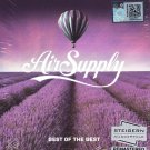 AIR SUPPLY Best of The Best Steigern Audiophile Remastered CD Malaysia Release