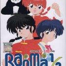 DVD ANIME RANMA 1/2 Vol.1-161End Complete TV Series Region All English Audio